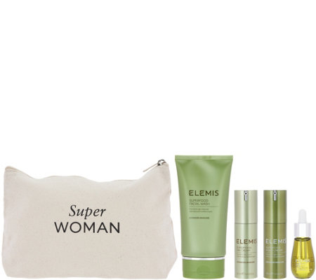 ELEMIS Superfood 4-Piece Super Woman Skin-care Kit