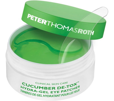 Peter Thomas Roth Cucumber De-Tox HydraGel EyePatches