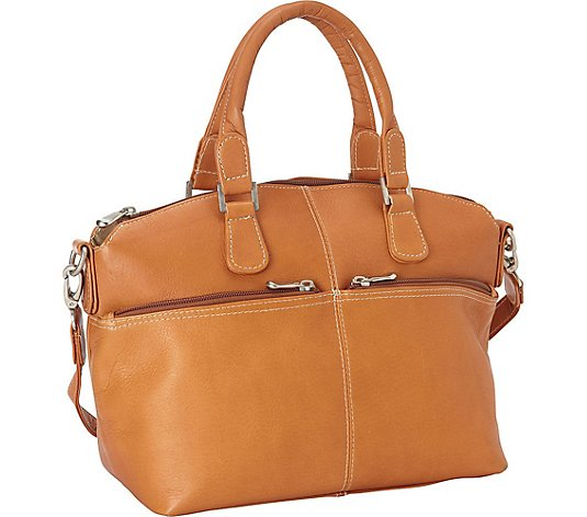 LeDonne Leather Classic Satchel