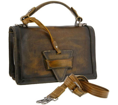 Spring Step L`Artiste Leather Mini Bag - Wright