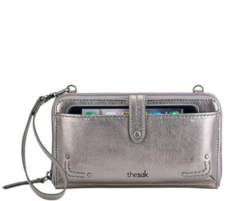 The Sak Large Smartphone Crossbody - Iris