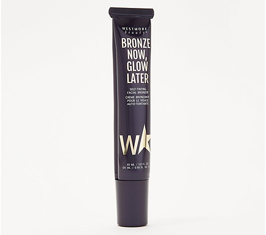 Westmore Beauty Bronze Now, Glow Later Self Tinting Face Bronzer