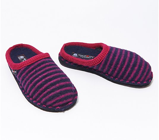 Haflinger Soft Sole Slippers - Cathy