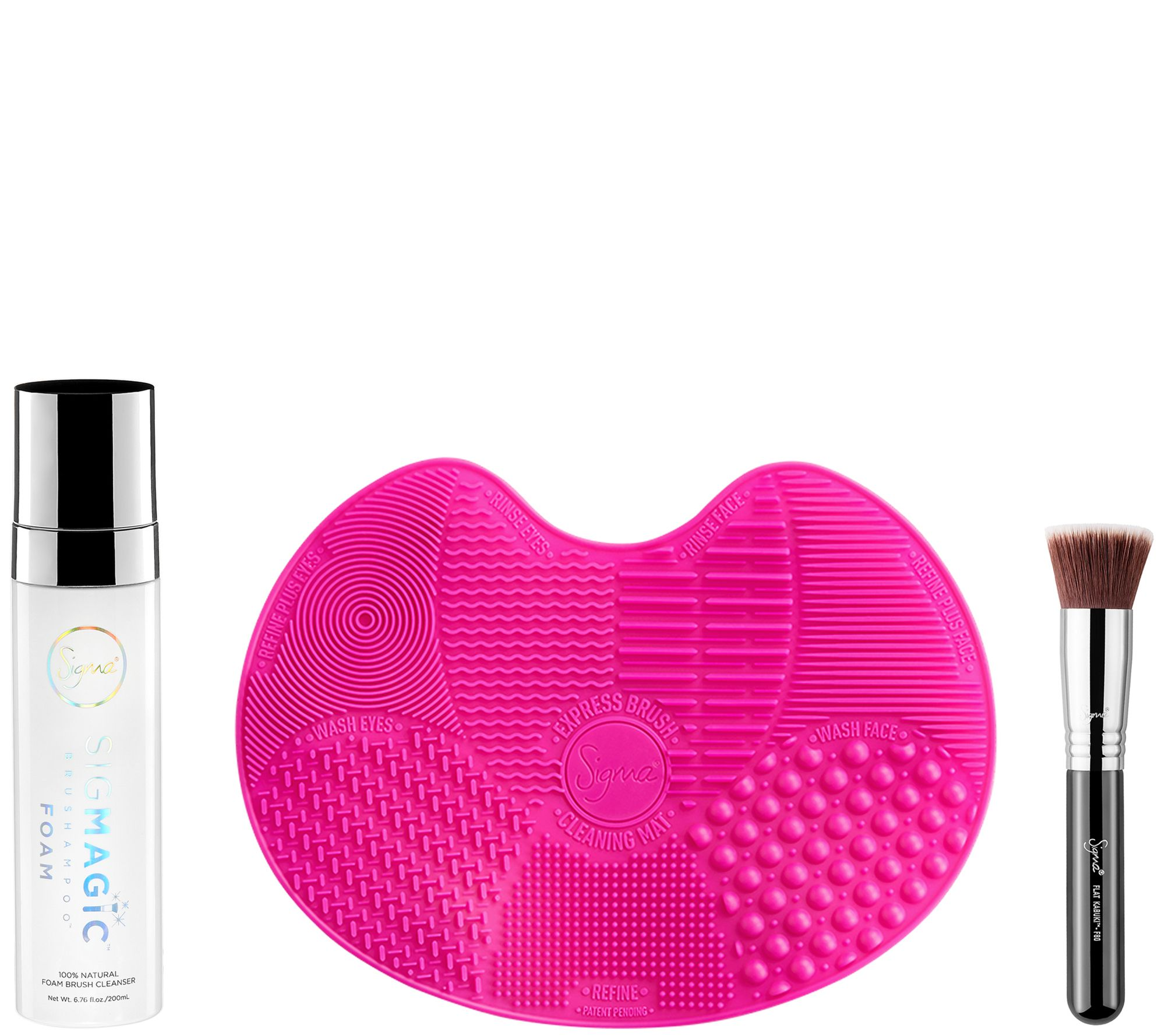Sigma Beauty favorites set
