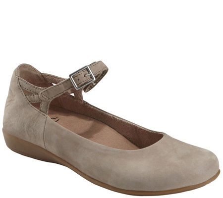 Earth Leather Mary Janes Alder Alma