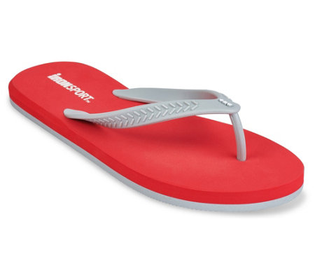 Ironman Women's Ultra Soft Flip Flops - Hele