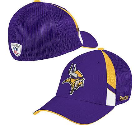NFL Minnesota Vikings 2009 Youth Draft Hat — QVC.com de93d5371b2