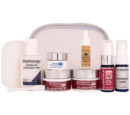 Clientele Elastology 9-pc. Skincare Starter Kit