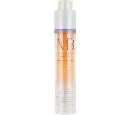 Meaningful Beauty 1.7 oz Youth Activating Melon Serum