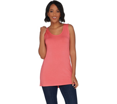 Belle by Kim Gravel Essentials Hi-Low Tank
