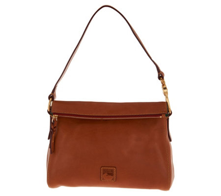 """As Is"" Dooney & Bourke Florentine Laurel Hobo"