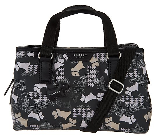 RADLEY London Data Dog Medium Satchel Handbag