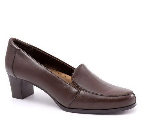 Trotters Gloria Leather Dress Loafers
