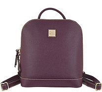Dooney \u0026 Bourke Saffiano Leather Pod Backpack - A342297