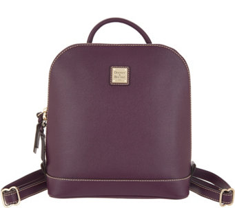 Dooney Bourke Saffiano Leather Pod Backpack A342297