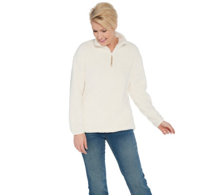 Skechers Sherpa Long-Sleeve Wildwood Pullover