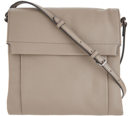 Vince Camuto Large Leather Crossbody - Min