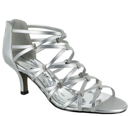 Easy Street Evening Sandals - Nightingale