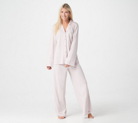Peace Love World Pima Cotton Pajama Set