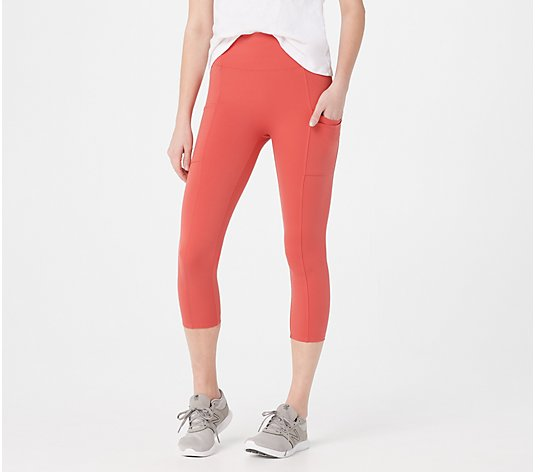 zuda Regular Z-Stretch Momentum Crop Leggings