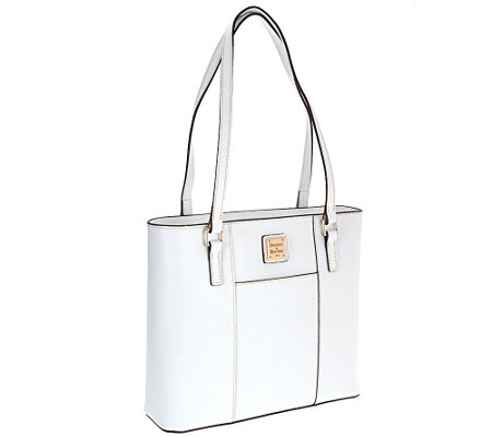 Dooney & Bourke Saffiano Small Lexington Shopper