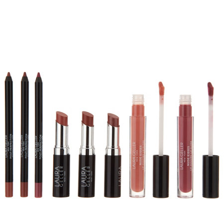 Laura Geller The Ultimate Lip Lover's 8-Piece Collection