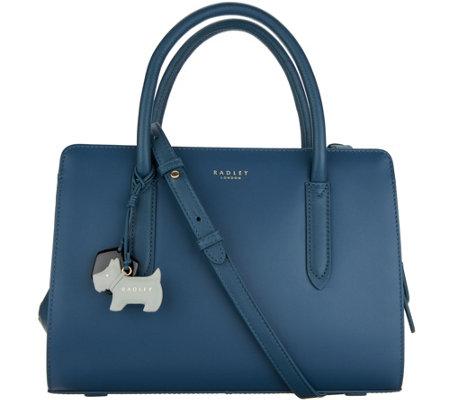 1f39719b4d2a RADLEY London Liverpool Street Leather Medium Satchel Handbag - Page ...