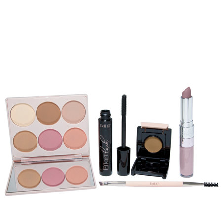 Doll 10 Make Up Must-Haves 5-Piece Kit