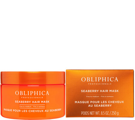 Obliphica Seaberry Hair Mask 8.5 oz