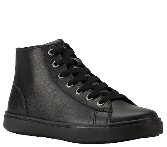 Emeril Lagasse Womens Occupational Sneakers - Read Leather