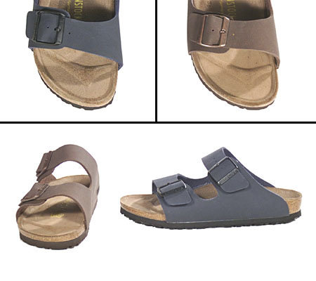 8e304c68f815 Birkenstock Adjustable Wide Double Strap Comfort Sandals. product thumbnail.  In Stock
