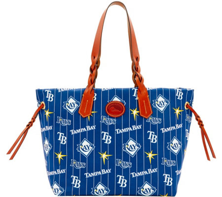 Dooney & Bourke MLB Nylon Rays Shopper