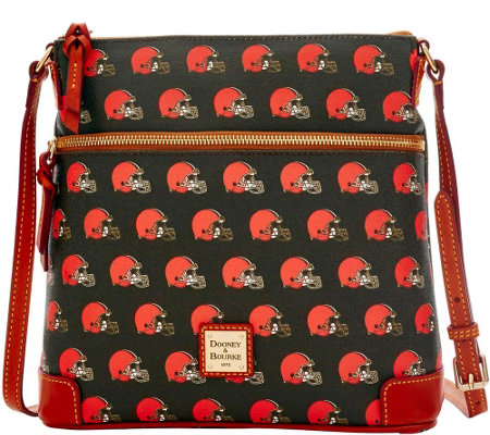 Dooney & Bourke NFL Browns Crossbody