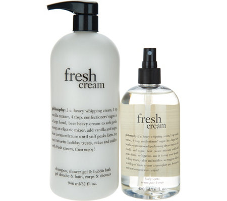 philosophy super-size shower gel & body spritz Auto-Delivery
