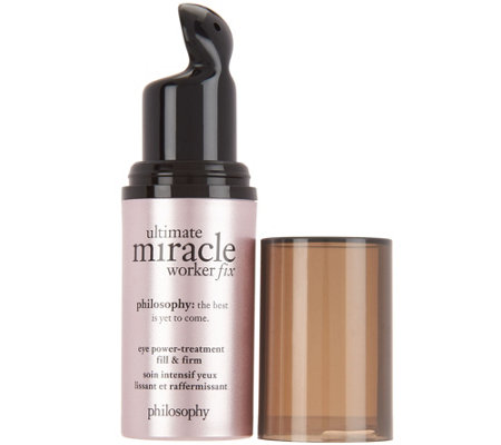 philosophy ultimate miracle worker eye treatment Auto-Delivery
