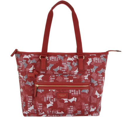 RADLEY London Data Dog Medium Tote Handbag