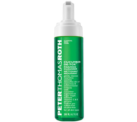 Peter Thomas Roth Cucumber De Tox Foamingcleanser