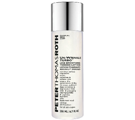 Peter Thomas Roth Un-Wrinkle Line Smoothing Toning Lotion