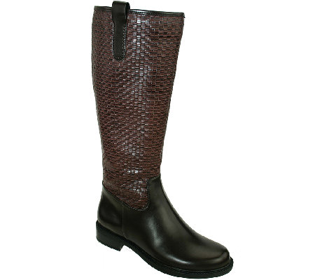David Tate Wide Calf Tall Boots - Quest