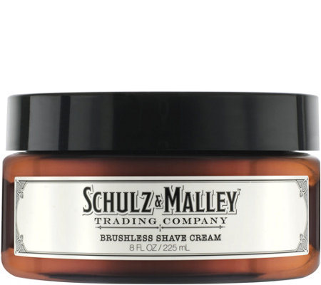 Schulz & Malley Trading Company Brushless ShaveCream