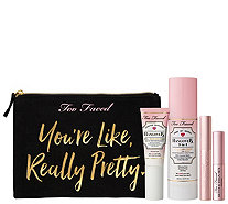 Too Faced Better Than Sex & Hangover Primer Spray Set - A354899