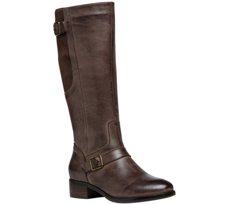 Propet Leather Boots - Teagan