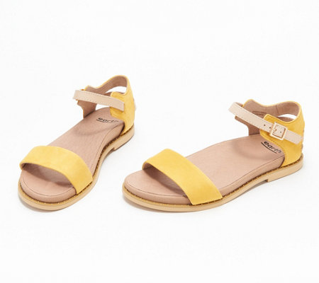 Earth Leather Classic Sandals - Grove Cameo