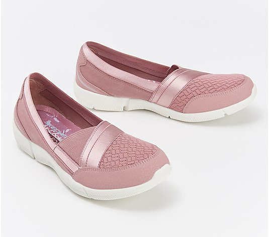 Skechers Be Lux Slip-On Shoes- Daylights
