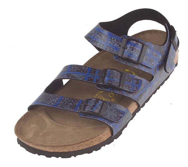 e03522aa17ae Birkenstock Adjustable Triple Strap Comfort Sandals with Backstrap. product  thumbnail. In Stock