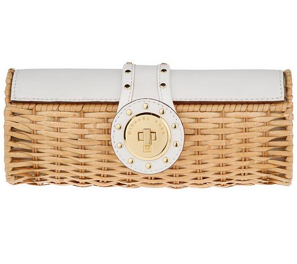Michael Kors Leather Baskets My4JQ