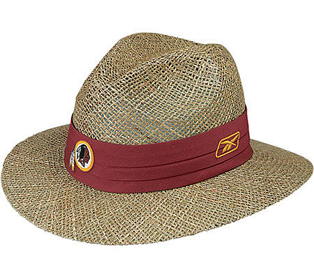 NFL Washington Redskins Training Camp Straw Hat. product thumbnail. In Stock ff164f2f7ceb