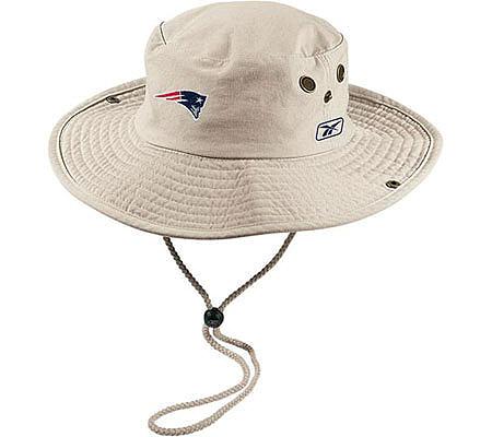 NFL New England Patriots Training Camp Safari Hat — QVC.com 19c1712a0c02