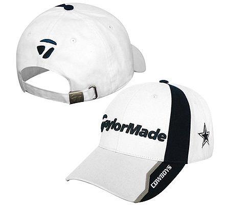 NFL TaylorMade Dallas Cowboys Nighthawk Hat — QVC.com 599b4713456