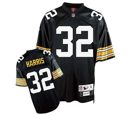 eaad9e868c4 NFL Pittsburgh Steelers Franco Harris Premier Throwback Jersey. product  thumbnail. Share this Product
